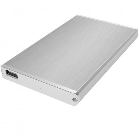 SABRENT 2.5-Inch SATA Aluminum Hard Drive to USB 2.0 Enclosure