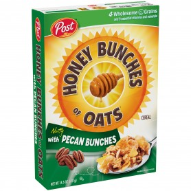 Post - Honey Bunches Of Oats - Pecans 14.5 oz