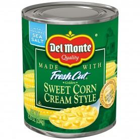 Del Monte - Corn - Cream Style 8.25 oz