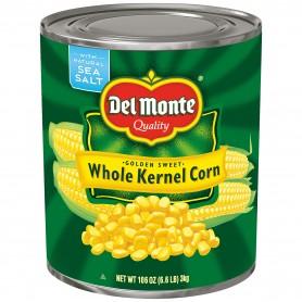 Del Monte - Corn - Whole Kernel 106 oz