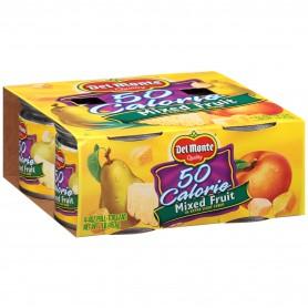 Del Monte - Fruit - Cup - Mixed Fruit 50 Calorie 4-4 oz