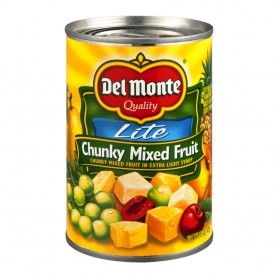 Del Monte - Fruit - Mixed Chunky Lite Naturals 15 oz