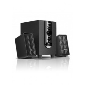 ACOUSTIXFUSION III | 2.1 STEREO SPEAKERS WITH USB AND SD