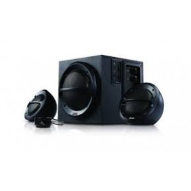 ACOUSTIXFUSION I | 2.1 STEREO SPEAKERS WITH USB AND SD