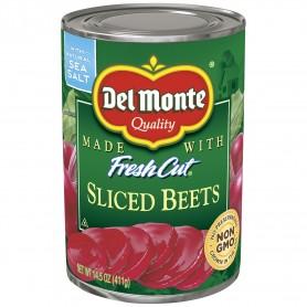 Del Monte Vegetable Sliced Beets 14.5oz