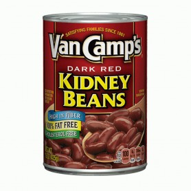 Van Camp's Dark Red Kidney Beans 15oz