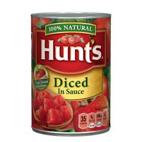 Hunt's Tomato Diced Sauce 14.5oz