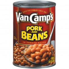 Van Camp's Pork And Beans 15oz