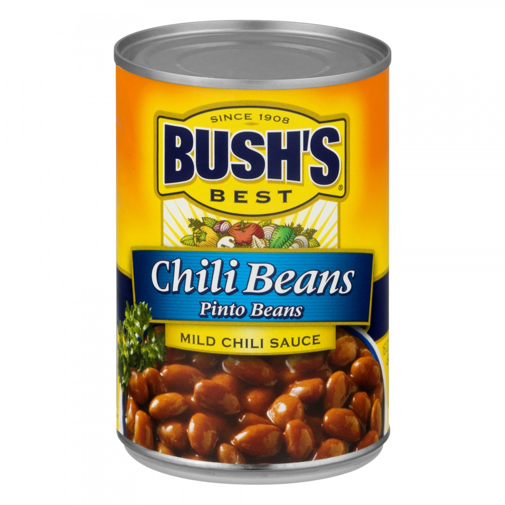 Bush S Pinto Beans Chili 16oz Gtplaza Inc