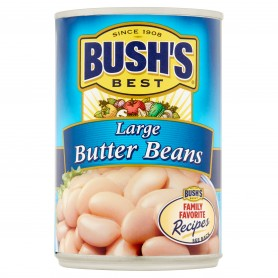 Bush's Large Butter Beans 16oz