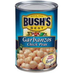 Bush's Garbanzos Chick Peas (Channa) 16oz