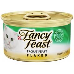 Purina Fancy Feast Flaked Trout Feast Cat Food 3 oz