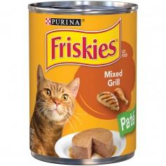 Purina Friskies Classic Pate Mixed Grill Cat Food 13oz