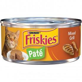Purina Friskies Pate Mixed Grill Cat Food 5.5 oz