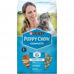 Purina Puppy Chow Complete Dry Dog Food 32lbs