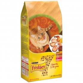 Purina Friskies 7 Cat Food 6.3 lb