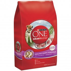 Purina ONE SmartBlend Healthy Puppy Formula Premium Dog Food 4 lbs