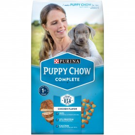 Purina Puppy Chow Complete Puppy Food 4.4 lbs