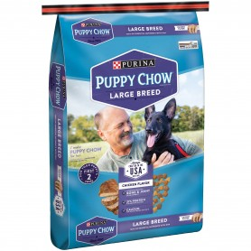Purina Puppy Chow Large Breed 16.5 lbs