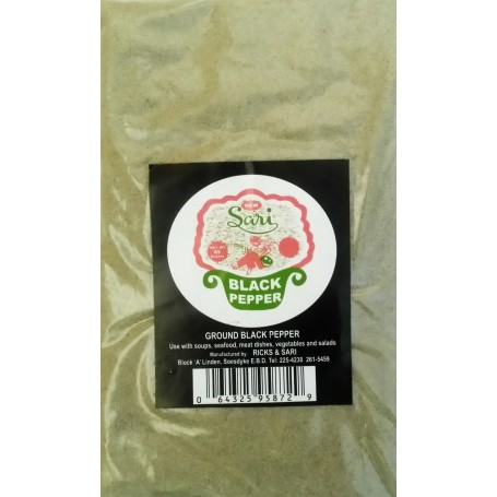 Sari Black Pepper Ground 85g