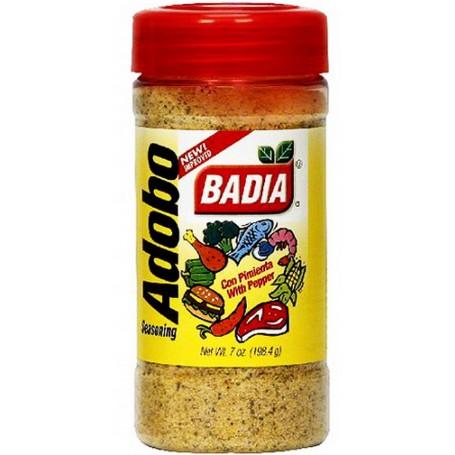Badia Adobo Seasoning With Pepper 7 oz