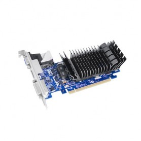 ASUS GeForce 210 DirectX 10.1 EN210 SILENT/DI/1GD3/V2(LP) 1GB 64-Bit DDR3 PCI Express 2.0 x16 Low Profile Ready Video Card