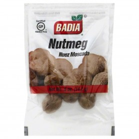 Badia Whole Nutmeg 0.5oz