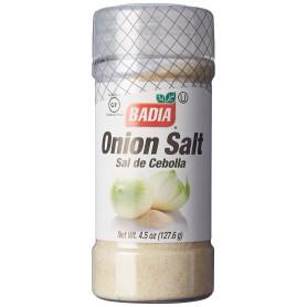 Badia Onion Salt 4.5oz