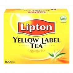 Lipton Yellow Label Tea Bags 100s 200g