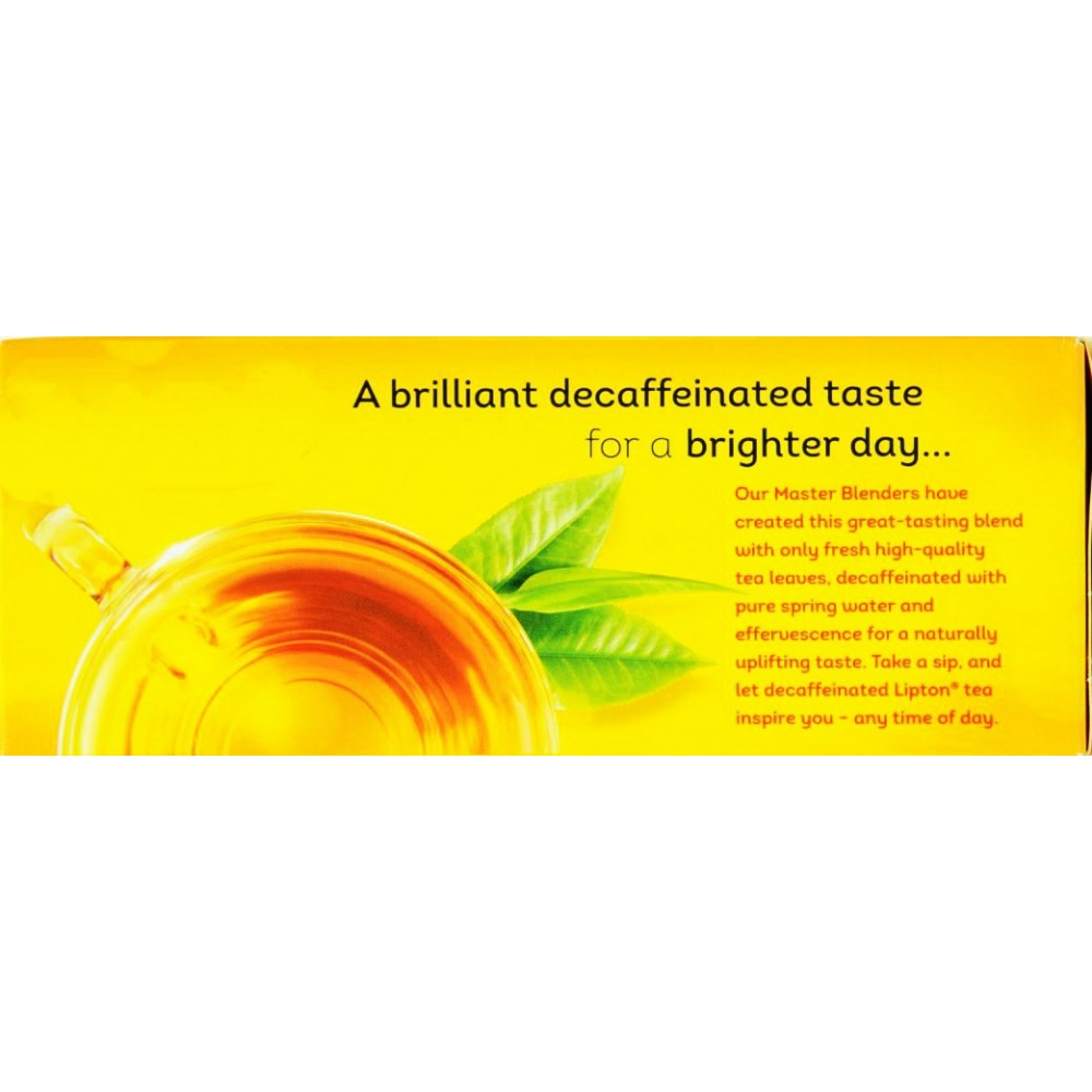 Lipton Yellow Label Tea Bags 100s 200g Gtplaza Inc
