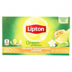 Lipton Yellow Label Tea Bags 20s 40g Gtplaza Inc