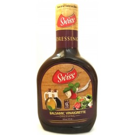 Swiss Balsamic Vinaigrette Dressing 16oz
