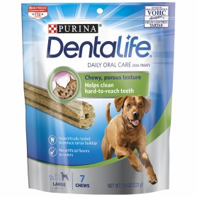 Purina Dentalife Daily Oral Care Large 7.8oz