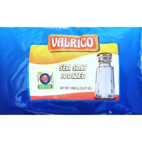 Valrico Sea Salt Iodized 35.27oz