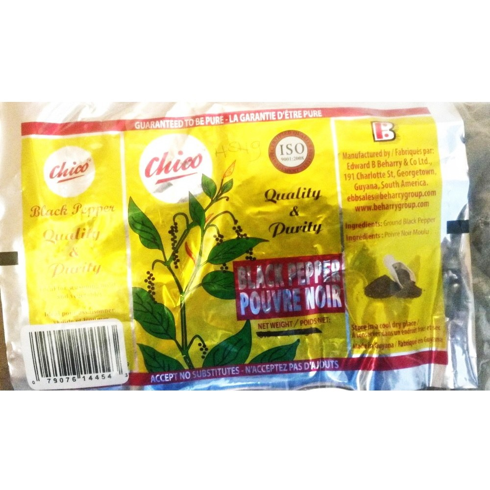 Guyanas Online Supermarket Gtplaza Inc Del Monte Sweet Chilli Sauce 340 Ml Chico Black Pepper 454g