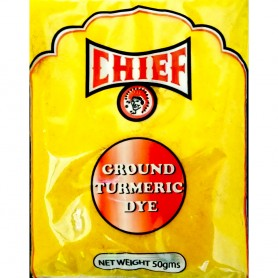Chief Ground Tumeric Dye 50g