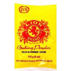 Lion Brand Baking Powder 4oz