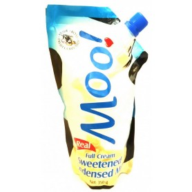 Moo! Full Cream Sweetened Condensed Milk 350g