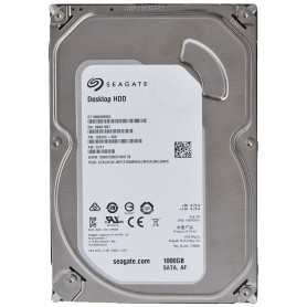 Seagate 1TB Desktop HDD SATA 6Gb/s 64MB Cache 3.5-Inch Internal Hard Drive
