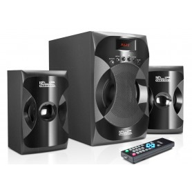 KLIP XTREME ZOUNDXPRESSIONS | 2.1 STEREO SPEAKER SYSTEM