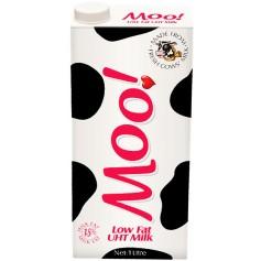 Moo! Low Fat UHT Milk 1 Liter