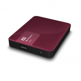 WD 3TB USB 3.0 My Passport Ultra Portable External Hard Drive
