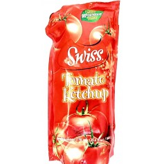 Swiss Tomato Ketchup Spouch 25.4oz