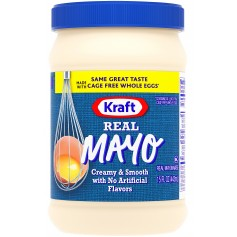 Kraft Mayonnaise Real 443ml