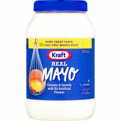 Kraft Mayonnaise Real 887ml