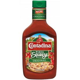 Contadina Pizza Sauce Squeeze Original 15oz