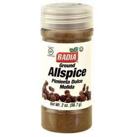 Badia Allspice Ground 2oz