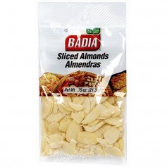 Badia Sliced Almonds 0.75oz