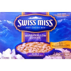 Swiss Miss Hot Cocoa Mix Marshmallow Lovers 272g