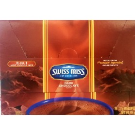 Swiss Miss Hot Cocoa Mix Dark Chocolate Flavor 744g